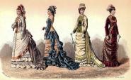 four Victorian women